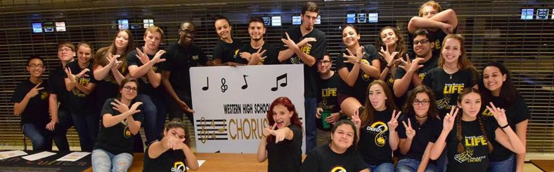 Western High Chorus